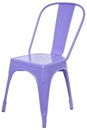 Purple Stylo Chair