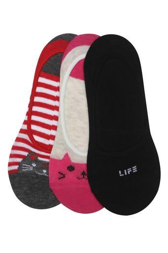 LIFE -  Assorted Scarves & Socks - Main