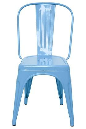Blue Stylo Chair