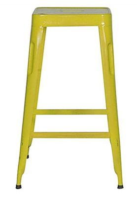 Yellow Stylo Bar Stool