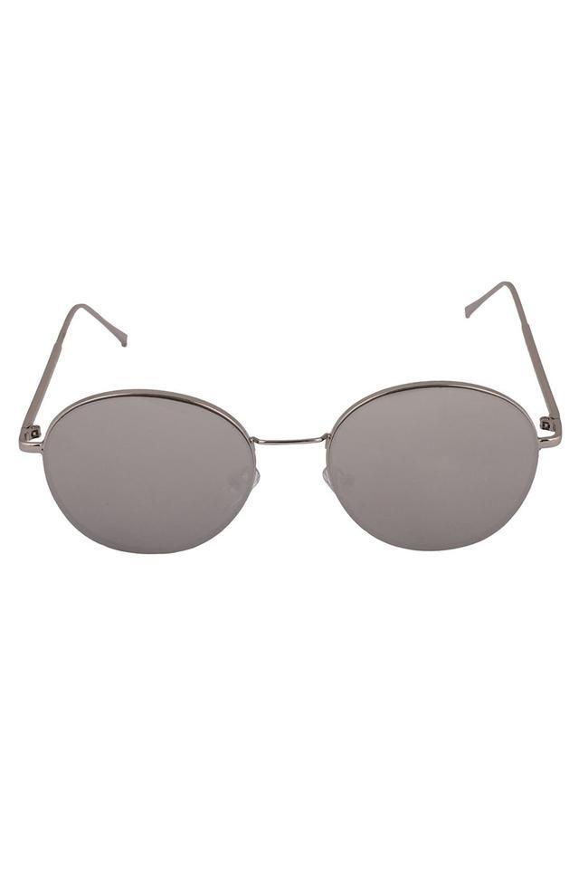 Womens Regular Polycarbonate Sunglasses
