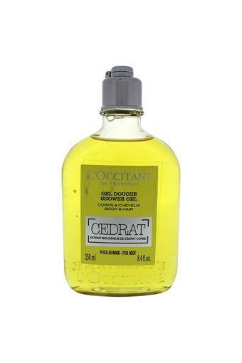 Cedrat Shower Gel - 250ml