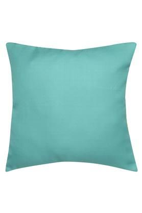 Square Tropical Leaves Printed Cushion Cover