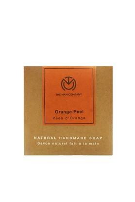 Mens Orange Peel Soap - 100ml