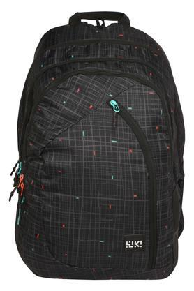 Unisex Zip Closure Backpack