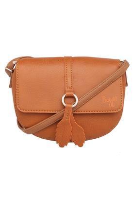 X Baggit Womens Snap Closure Sling Bag