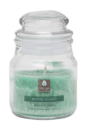 Mystic Island Yankee Candle Jar with Lid