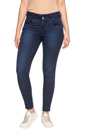 KRAUS -  Dark BlueJeans & Leggings - Main