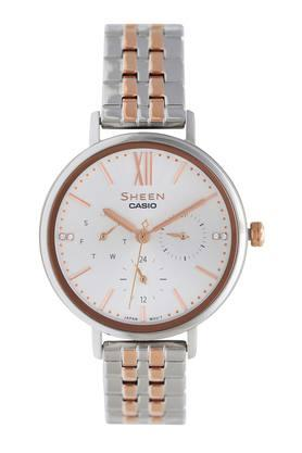 Womens Stainless Steel Multi-Function Watch - SX233