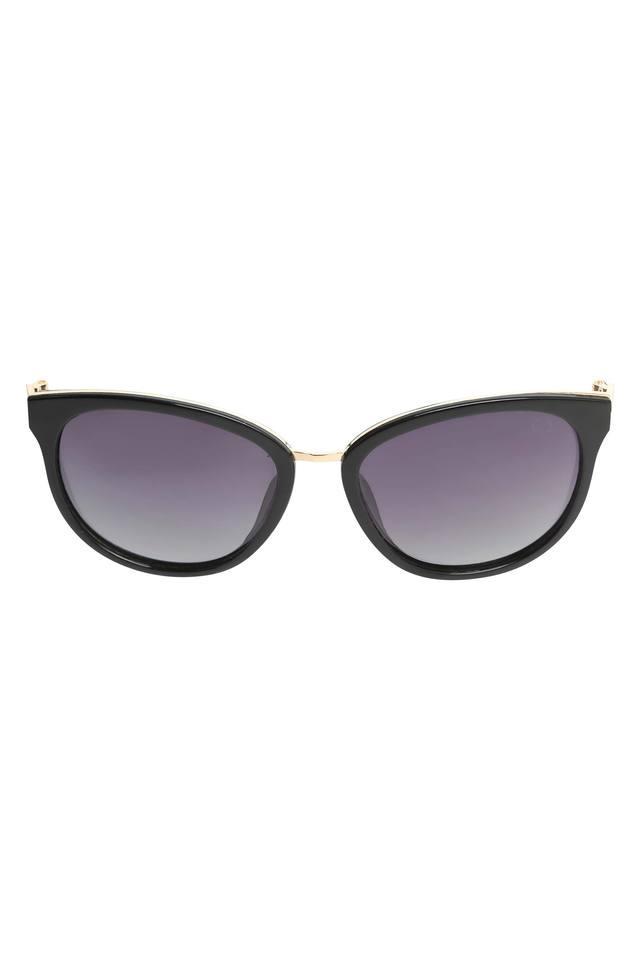 Womens Full Rim Cat Eye Sunglasses - M07051C01