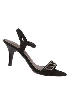 Womens Party Wear Slip on Heels