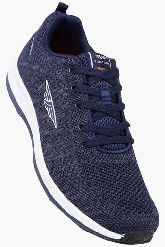 ATHLEISURE -  Navy Sports Shoes - Main