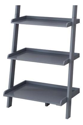 Gray Gray Teale Bookshelf
