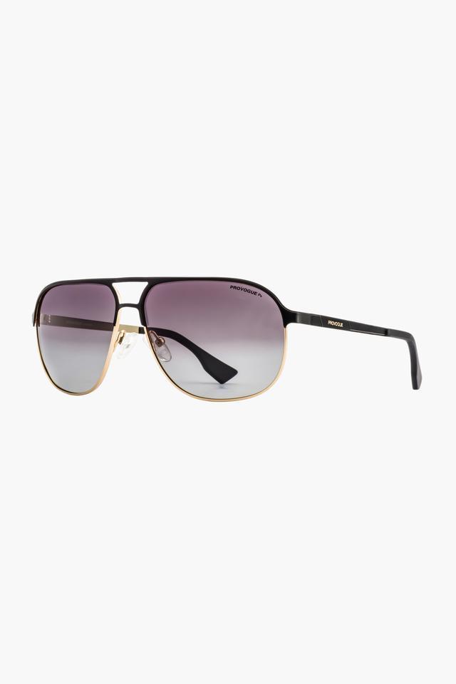 Womens Square Polarized Sunglasses - 4136-C02