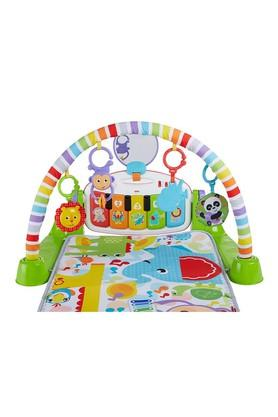 Unisex Deluxe Kick and Play Piano Gym
