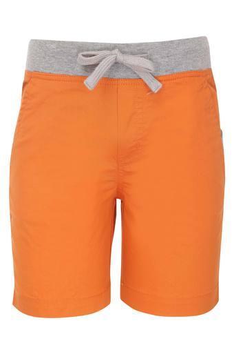 STOP -  OrangeBottomwear - Main