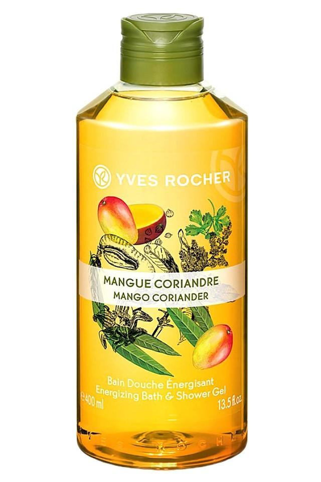 Mango Coriander Bath And Shower Gel - 400ml