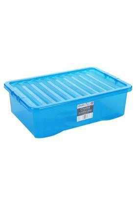WHATMOREPlastic Kitchen Storage Box With Lid - 6979064_9308