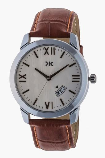 Womens Analogue Leather Watch - M080001