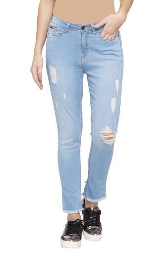 MSTAKEN -  IndigoJeans & Leggings - Main
