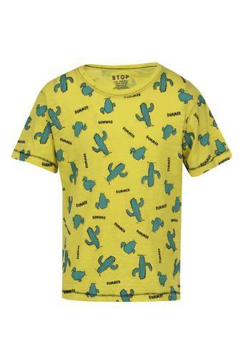 STOP -  YellowTopwear - Main