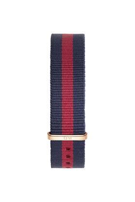 Unisex Two Tone Nylon Watch Strap - DW000200029