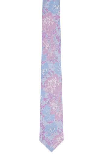 Mens Floral Print Tie