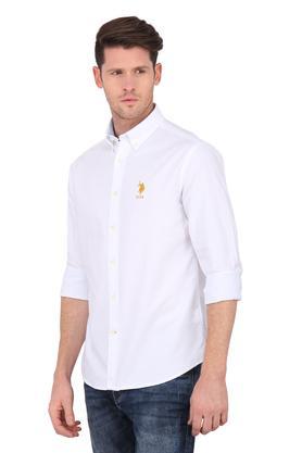 U.S. POLO ASSN. - WhiteCasual Shirts - 2
