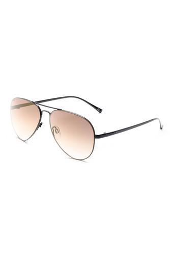 Unisex Full Rim Aviator Sunglasses - 2128 C5 S