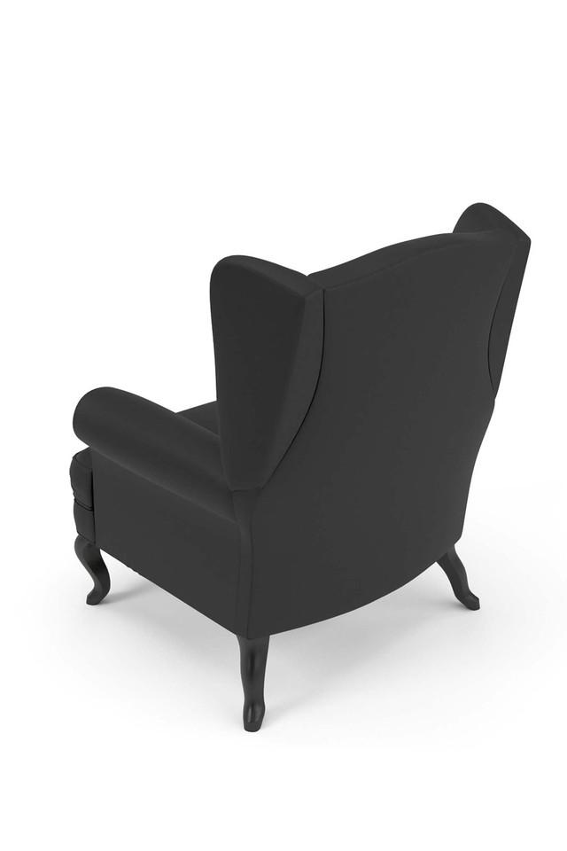 Black Gado sofa