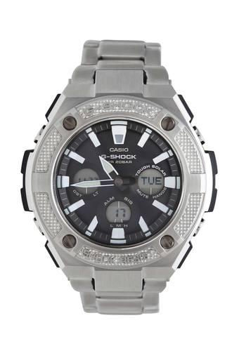 Mens Stainless Steel Chronograph Watch - G889