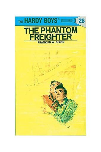 Hardy Boys 26: the Phantom Freighter (The Hardy Boys)