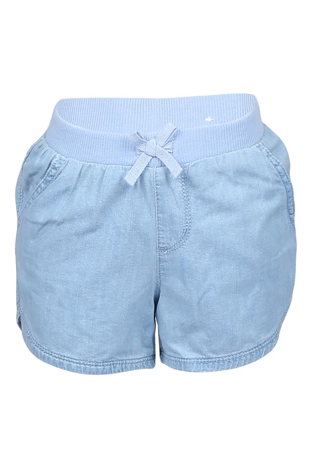 Girls 2 Pocket Assorted Shorts