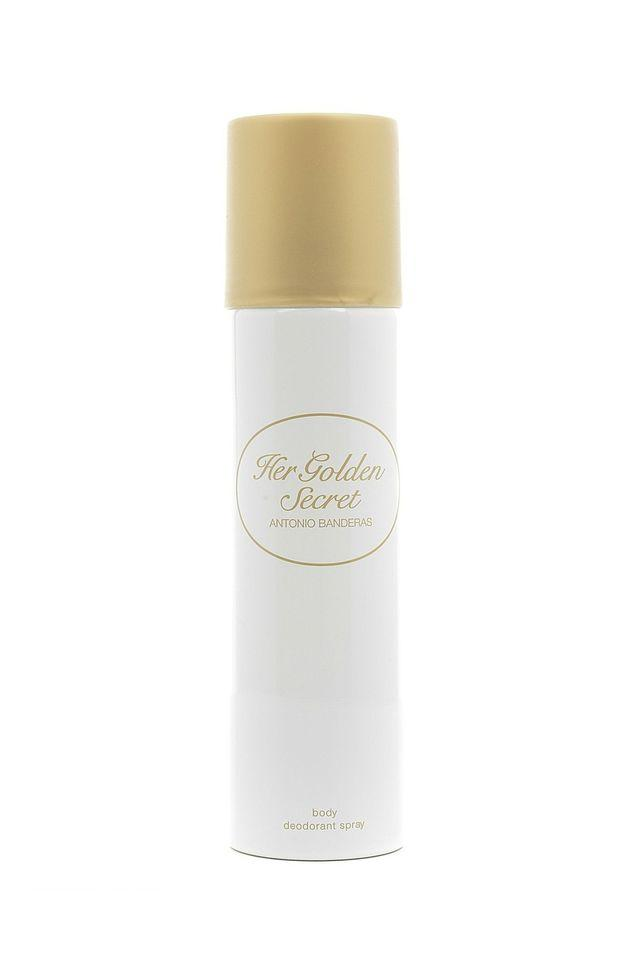 Womens Her Golden Secret Deodorant Spray