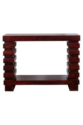 Brown Patsy Console Table