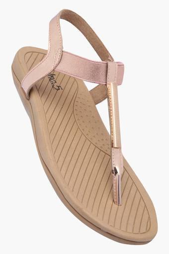 Womens Casual Wear Slipon Closure Flats