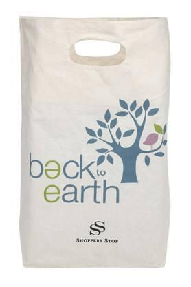 Unisex Printed Shopping Bag