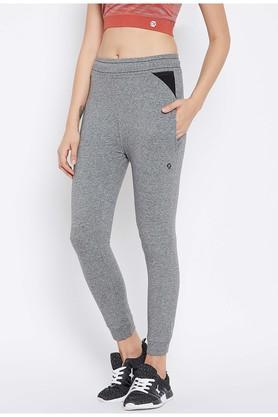 Womens 2 Pocket Slub Joggers