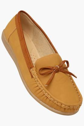 HAUTE CURRYWomens Casual Wear Slipon Loafers