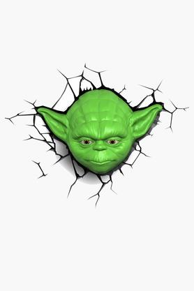 DREAM BEANS FX Star Wars Yoda Head 3D Deco Light