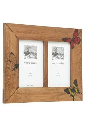 BACK TO EARTHButterfly Print Frame - 10 X 15 Cms