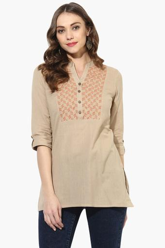 JUNIPER -  Brown Kurtas - Main