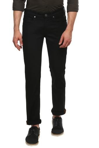 LOUIS PHILIPPE JEANS -  Black Jeans - Main