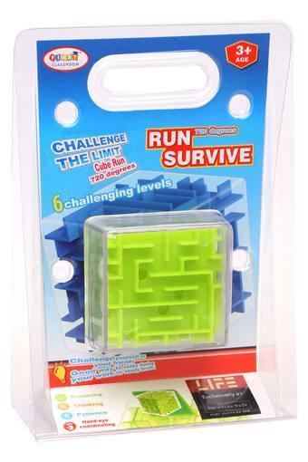 Unisex Limit Challenge 720 Degree Spinning Cube