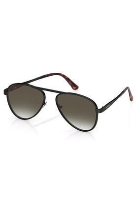 FASTRACKMens Aviator UV Protected Sunglasses - 203634782_9999