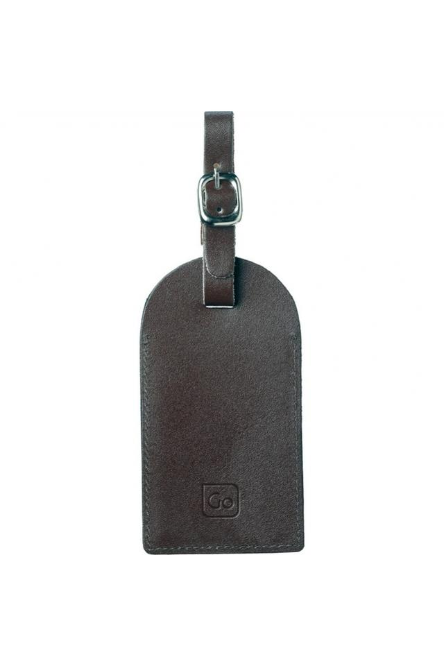 Unisex Leather Name Tags
