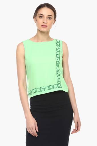 SOIE -  GreenT-Shirts - Main