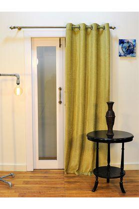 ARIANA - Pistachio Door Curtains - 2