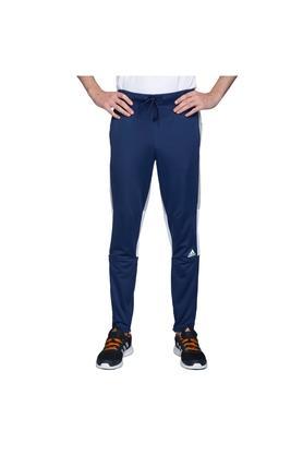Mens Colour Block Track Pants