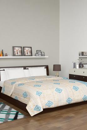 Ethnic Print Double Comforter